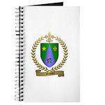 GAUDET Family Crest Journal