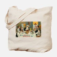 Good Thanksgiving Wishes Tote Bag