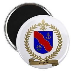 GAREAU Family Crest Magnet