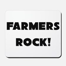 Farmers ROCK Mousepad