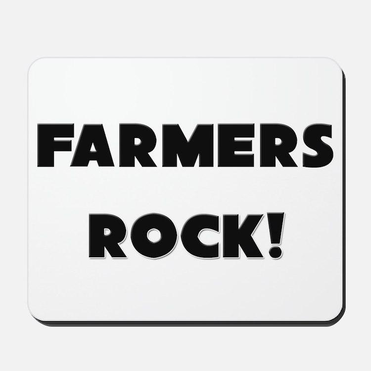 Farmers ROCK Mousepad