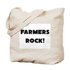 Farmers ROCK Tote Bag