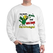Molting DYH Amazon Parrot Sweatshirt