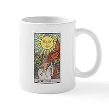 The Sun Small Mug