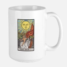 The Sun Large Mug