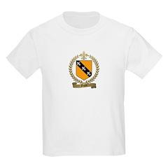 GAGNE Family Crest Kids T-Shirt