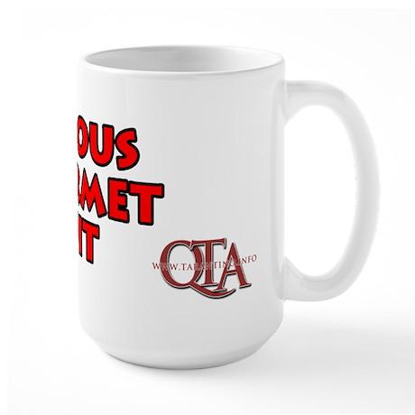 Large Gourmet Mug
