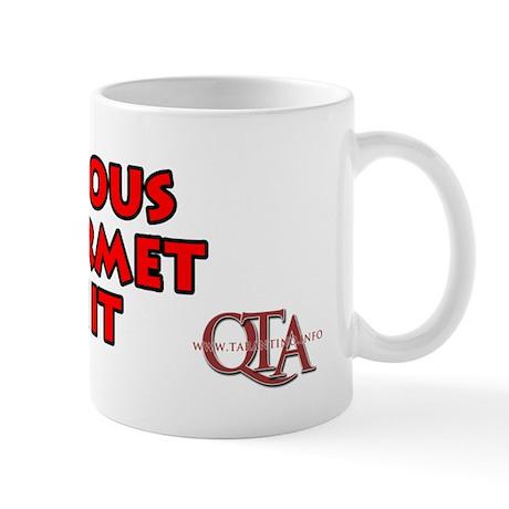 Serious Gourmet Shit Mug