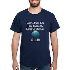 TOP Run Earth T-Shirt