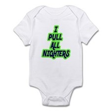 All Nighters Infant Bodysuit