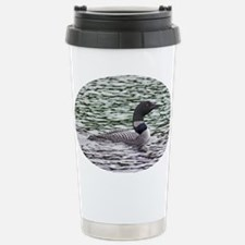 Loon Stainless Steel Travel Mug