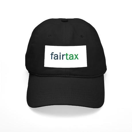 Fair Tax Black Cap