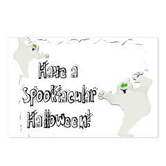 Spooktacular Halloween Postcards (Package of 8)