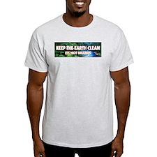 Earth's Not Uranus T-Shirt