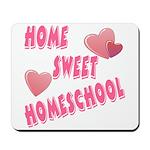 Home Sweet Homeschool Mousepad