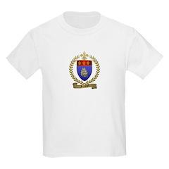 FRESCHET Family Crest Kids T-Shirt