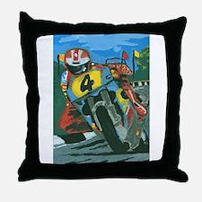 Unique Childrens art Throw Pillow
