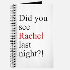 Rachel Fan Journal