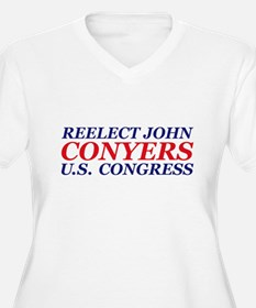 Reelect Conyers T-Shirt