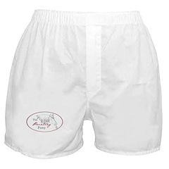 Painting Pony Logo Boxer Shorts