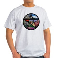 Pentacle Collage T-Shirt