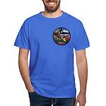 Pentacle Collage Dark T-Shirt