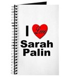 I Love Sarah Palin Journal
