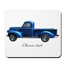1946 Vintage Pickup Truck Mousepad