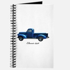 1946 Vintage Pickup Truck Journal