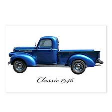 1946 Vintage Pickup Truck Postcards (Package of 8)