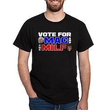 Mac & the MILF T-Shirt