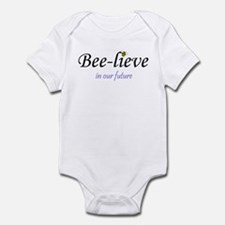BEE-LIEVE IN OUR FUTURE Infant Bodysuit