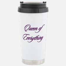 Queen of Everything Travel Mug
