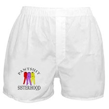 PANTSUIT SISTERHOOD Boxer Shorts