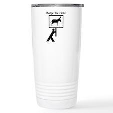Democrats Change We Need Travel Mug