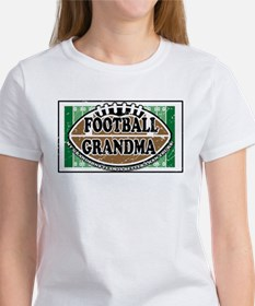 Football Grandma Women's T-Shirt