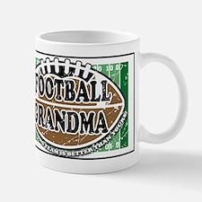 Football Grandma Mug