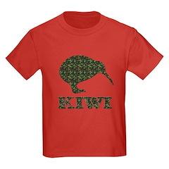 Camouflage Kiwi T
