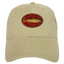 Brook Trout Logo Baseball Cap