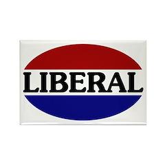 Liberal Rectangular Magnets (10 pack)