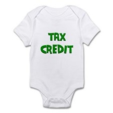 Tax Credit Infant Bodysuit