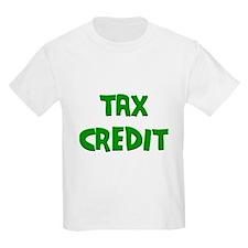 Tax Credit T-Shirt