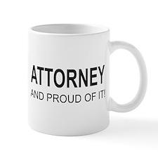 The Proud Attorney Mug