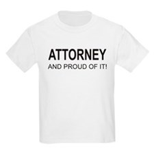 The Proud Attorney T-Shirt