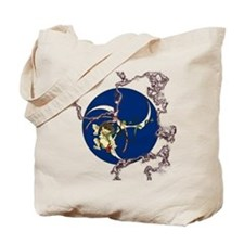 Unique Japanese mythology Tote Bag