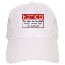 Notice / Welders Baseball Cap