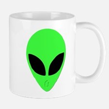Alien Head Design 2 Mug
