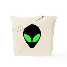 Alien Head Design 3 Tote Bag