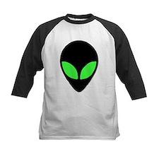 Alien Head Design 3 Tee
