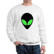 Alien Head Design 3 Sweatshirt